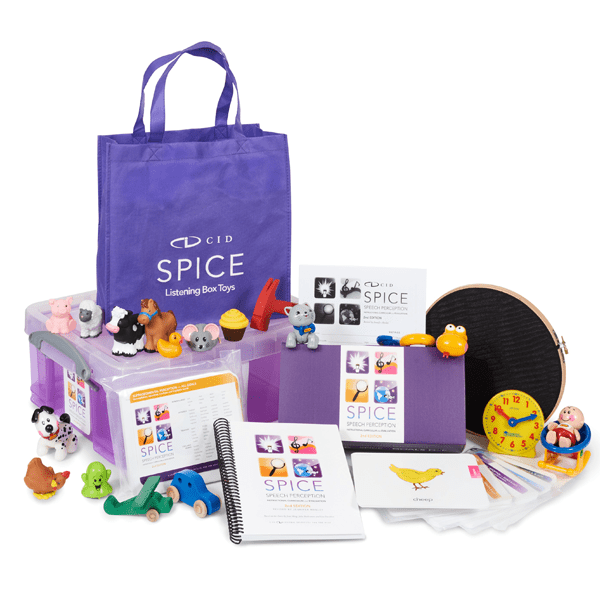 CID SPICE 2nd Edition kit with case
